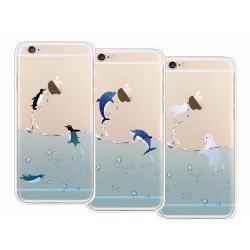 Si buscas Funda Tpu Pinguino Delfin Oso Iphone 5s 6 6s Plus + Templado puedes comprarlo con PROSMARTS está en venta al mejor precio