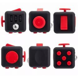Cubo Anti Stress Fidget Cube Original Ansiedad Oficina