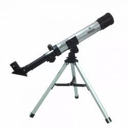 Telescopio Reflector Wildstec 400x40 Aluminio Tripode Mundo