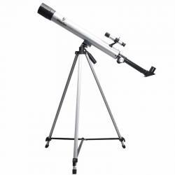 Telescopio Reflector Wildstec 600 X 50 Aluminio Tripode