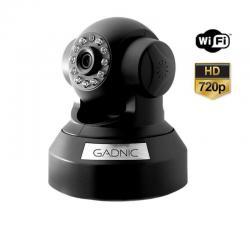 Cámara Seguridad Ip P2p Hd + Motorizado Wifi Vision Nocturna
