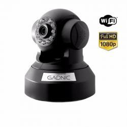 Cámara Seguridad Ip Full Hd Motorizado P2p Wifi Vision Noctu