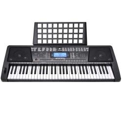 Teclado Musical Organo Electrico Teclas Lcd Tono Ritmos Midi