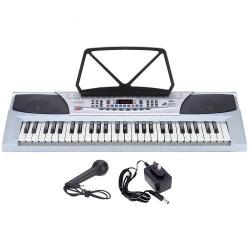 Teclado Organo Electronico 100 Timbres / 100 Ritmos Display