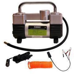 Kit Inflador 12 Volt Con Maletin Accesorios Envio Auto