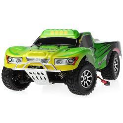 Automodelismo Camioneta Wl Toys A Radio Rc 4x4 50km/h 1/18