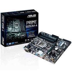 Si buscas Motherboard Asus B250m-a Prime Pc Intel 1151 6ta Y 7ma Gen puedes comprarlo con XELLERS está en venta al mejor precio