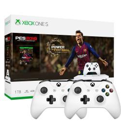 Si buscas Consola Xbox One S 1tb 2joystick Game Pass Pes 2019 Gtia Of2 puedes comprarlo con MEXXCOMPUTACION está en venta al mejor precio