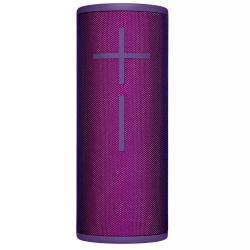 Parlante Logitech Ue Boom 3 Violeta Sonido 360° Agua Xellers