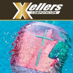 Parlante Logitech Wonderboom Bluetooth Water Cuotas Xellers