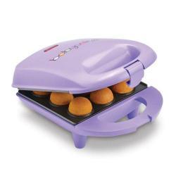 ¡ Máquina Mini Pop Cakes Babycakes Popmaker Fiestas Cup 9 !!