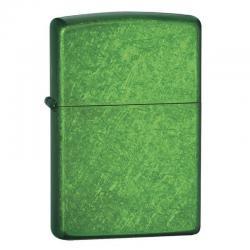 ¡ Encendedor Zippo Colors Meadown Green Pocket Light Verde!!