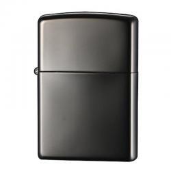 ¡ Encendedor Zippo Colors Black Ebonny Pocket Ébano Negro !!