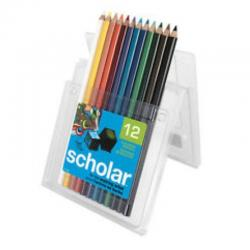 ¡ Prismacolor Scholar 12u Caja De Lápices Colores !