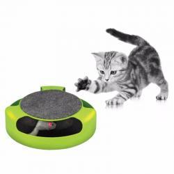 ¡ Juguete D Entretención Para Gatos Divertido Entretenedo !!