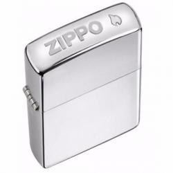 ¡ Encendedor Zippo Texture - Crown Stamp - Crow!!