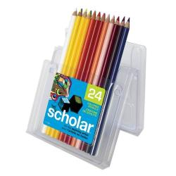 ¡ Prismacolor Scholar 24u Caja De Lápices Colores !