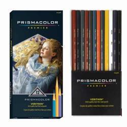 ¡ Prismacolor Premier Verithin 12u Caja De Lápices Colores !