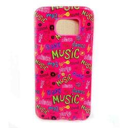¡ Forro Antishock Para Samsung S6 Diseño Pink Nuevo !!