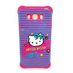 ¡ Forro Antishock Para Samsung J5 2016 Diseño Kitty !!