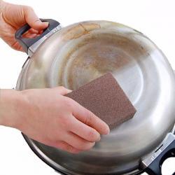 ¡ Esponja Mágica Para Limpieza En Cocina Remueve Suciedad !