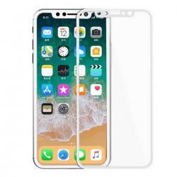 Si buscas ¡ Protector Vidrio Templado 5d Para Celular Iphone X Blanc!! puedes comprarlo con VENTRONIC está en venta al mejor precio