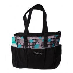 Si buscas Pañalera Basica Para Bebe Baby Colors Multiples Bolsillos puedes comprarlo con UNIVERSO BINARIO está en venta al mejor precio