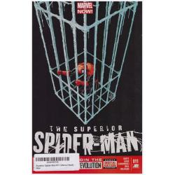 The Superior Spider-man Comic Ed Marvel Tomo 11 Nuevo - Jxr