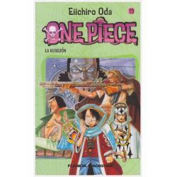 One Piece Tomo 19 Ed Planeta Deagostini Manga Nuevo - Jxr