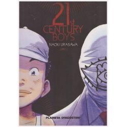21st Century Boy Tomo 2 Ed Planeta Deagosti Manga - Jxr