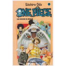 One Piece Tomo 17 Ed Planeta Deagostini Manga Nuevo - Jxr