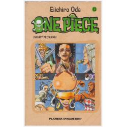 One Piece Tomo 13 Ed Planeta Deagostini Manga Nuevo - Jxr