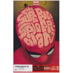 The Superior Spider-man Comic Ed Marvel Tomo 9 Nuevo - Jxr