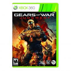 Juego Gears Of War Judgment Xbox 360 Y Xbox One Español