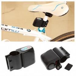 Si buscas Alarma Bicicleta Antirrobo Sensible +fuerte Sirena Abc Cicla puedes comprarlo con RAZTECONLINE2015 está en venta al mejor precio