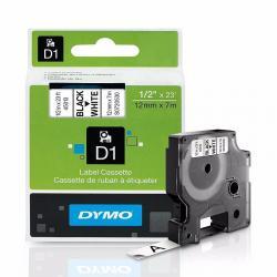 Cartucho Rotuladora Dymo Labelmanager 160 Blanco 45013 D1