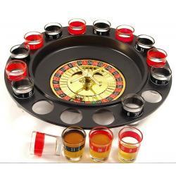 Ruleta Casino Vip Shot Tragos Copas Licor Mira El Video! Mnr