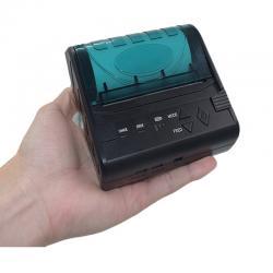 Mini Impresora Ancha 80mm Bluetooth Termica Android Portátil