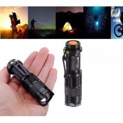 Si buscas Linterna Táctica Swat Ultrafire Original Zoom 5.500 Lm Mini puedes comprarlo con OPORTUNIDADESVIP está en venta al mejor precio