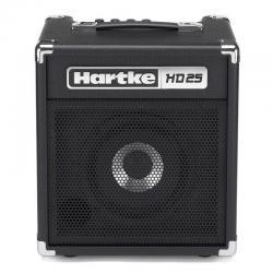 Amplificador Bajo Hartke Hd25 Parlante Hydrive