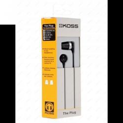 Si buscas Audifonos In Ear Koss The Plug Caja Sellada Monitores puedes comprarlo con DRACMA STORE está en venta al mejor precio