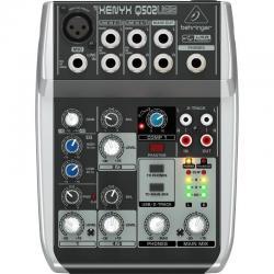 Si buscas Mixer Behringer Xenyx Q 502 Usb Consola Microfono Y Linea puedes comprarlo con DRACMA STORE está en venta al mejor precio