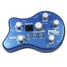 Procesador Mini Mooer Multiefectos Tipo Pod Para Guitarra