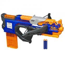 Pistola Nerf Strike Crossbolt Hasbro Original Ref: A9317