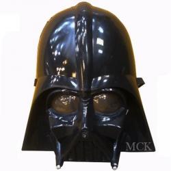 Mascara Darth Vader Star Wars Guerra De La Galaxia Halloween