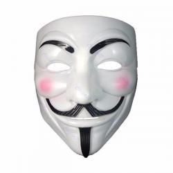 Máscara V De Vendetta Venganza Halloween Fiesta Disfraz 4167