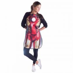 Delantal Iron-man Cocina Super Héroes Marvel Comic