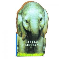 Cuento Animales Elefantes Niños Infantil Fomy Ingles Yd-02