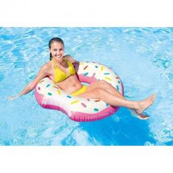 Flotador Dona Inflable Intex Pool Party 59265 1.07mt X 99cm