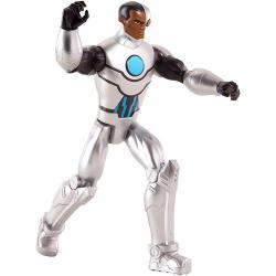 Cyborg Altura 30cm Batman Vs Superman Juguetes Robot Ffffx34